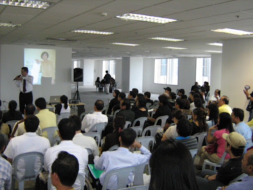 USANA Philippines Office 2009-01-19 1230H Asean Common Time