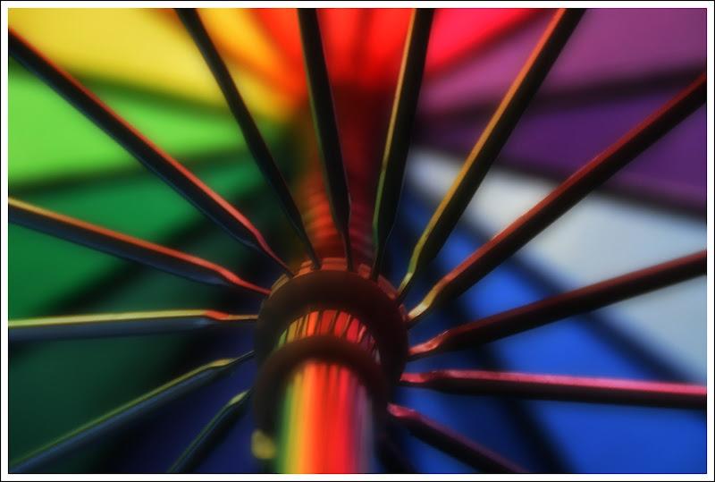 metallo arcobaleno di cristinababuder