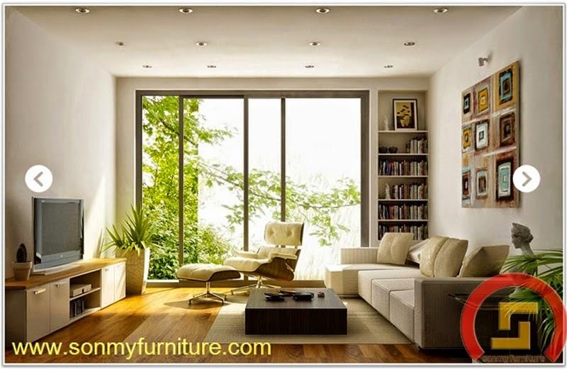 Mẫu nội thất  căn hộ SMF697