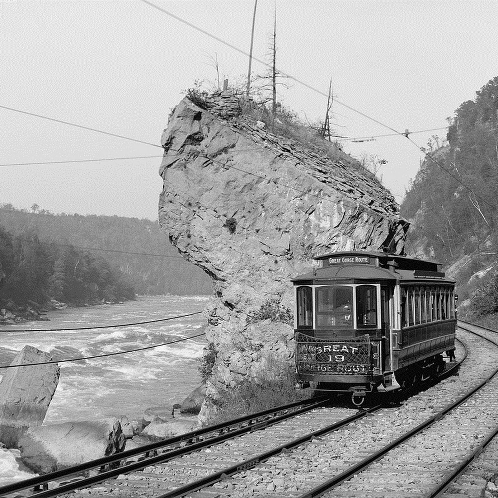 The Niagara Gorge Railroad