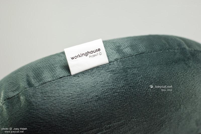 105股東會紀念品 聯電 U型記憶枕