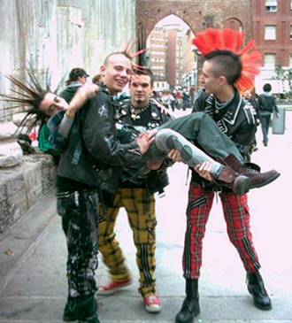 1980s Punk Images - Reverse Search