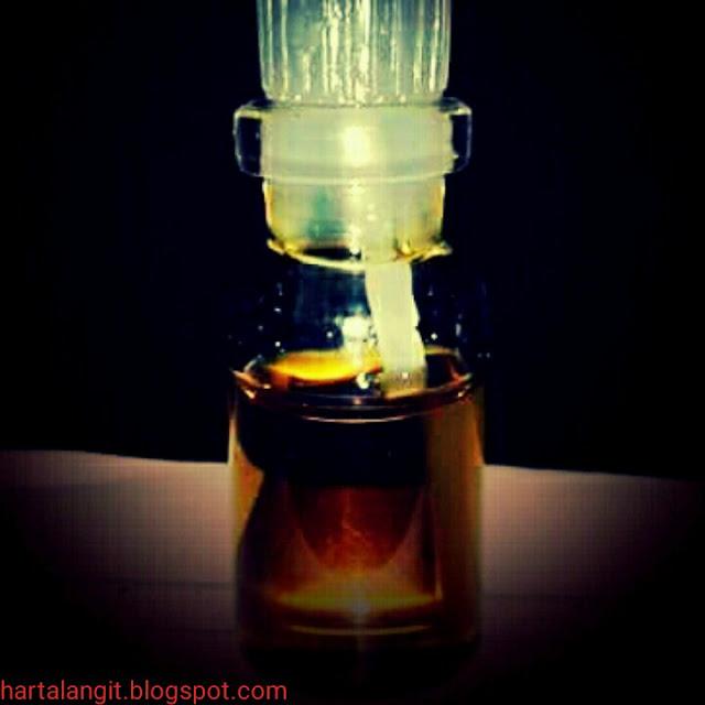 minyak pelet - harta langit