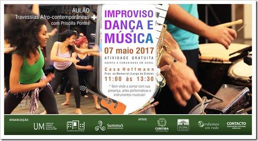 Aulão Improviso Aulao Marilia Livea 170305Y