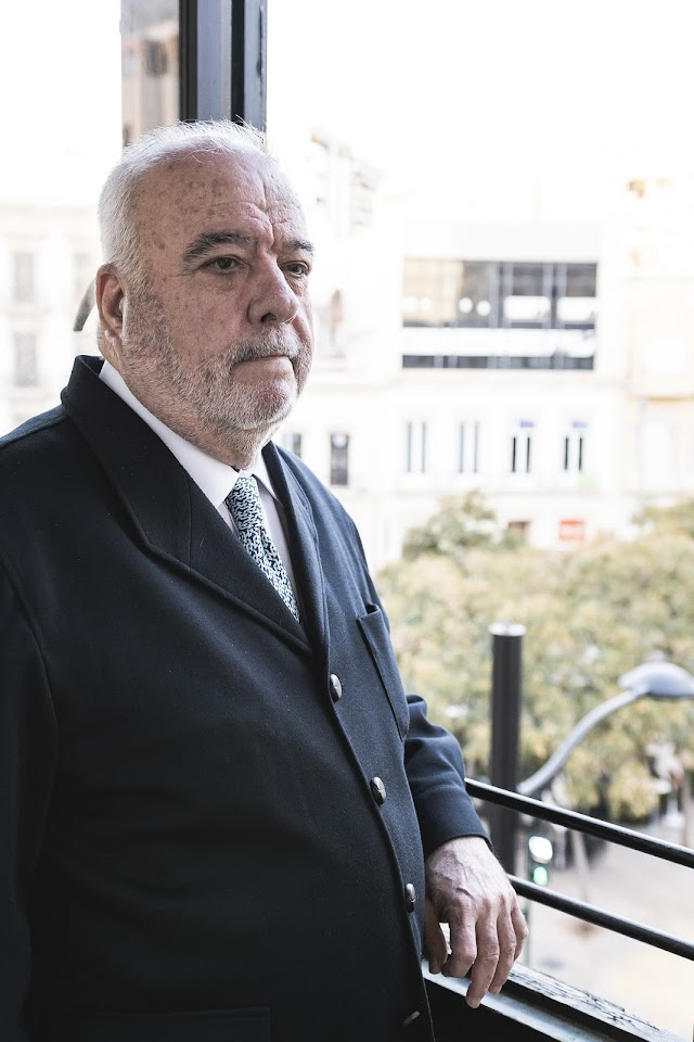 El periodista ha sido uno de los almerienses más influyentes de las últimas décadas