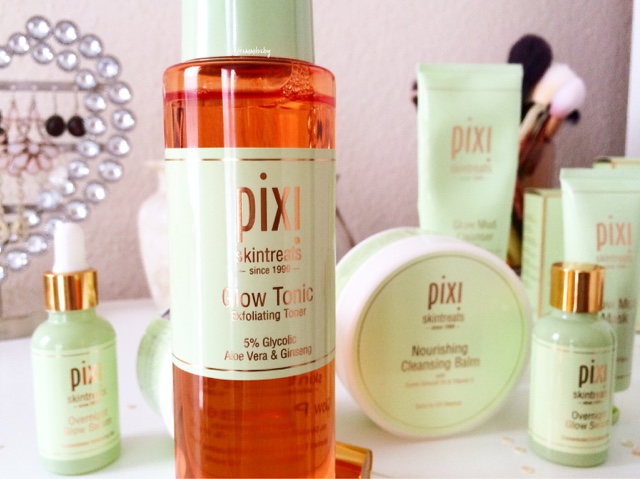 review of pixi glow tonic vs bravura ginseng toner