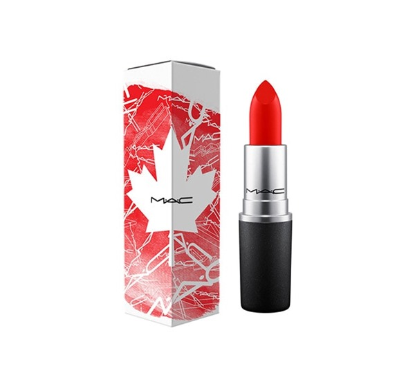 Proud To Be Canadian - True Red Matte