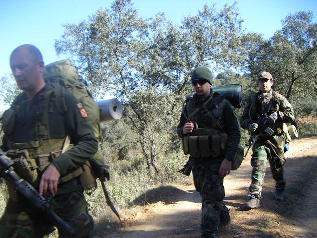 HDS en la Combat training DARK COMPROMISES DSCF7708