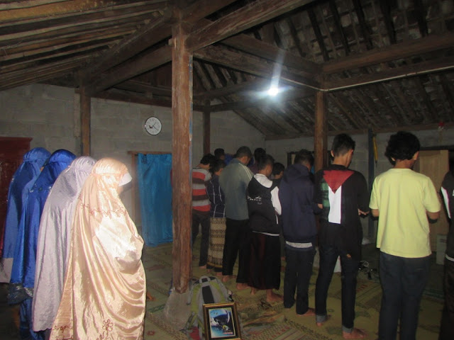 1. Suasana Sholat Qiyamul Lail