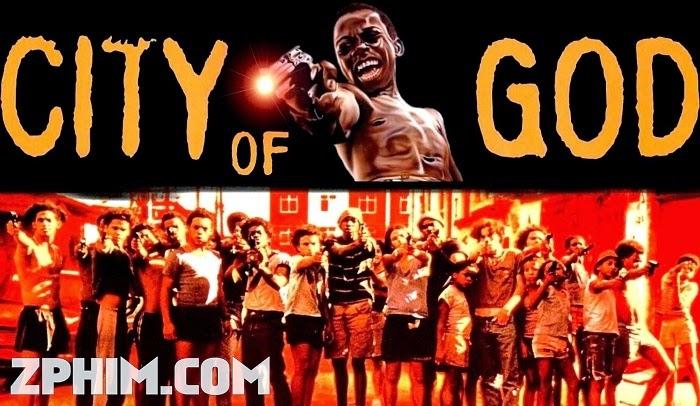 Ảnh trong phim Thành Phố Của Chúa Trời - City of God 1