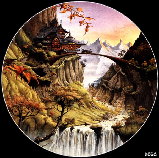 Silent Lands Of Sorrow, Fantasy Scenes 1