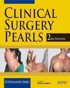 Clinical Surgery Pearls by Dayananda Babu