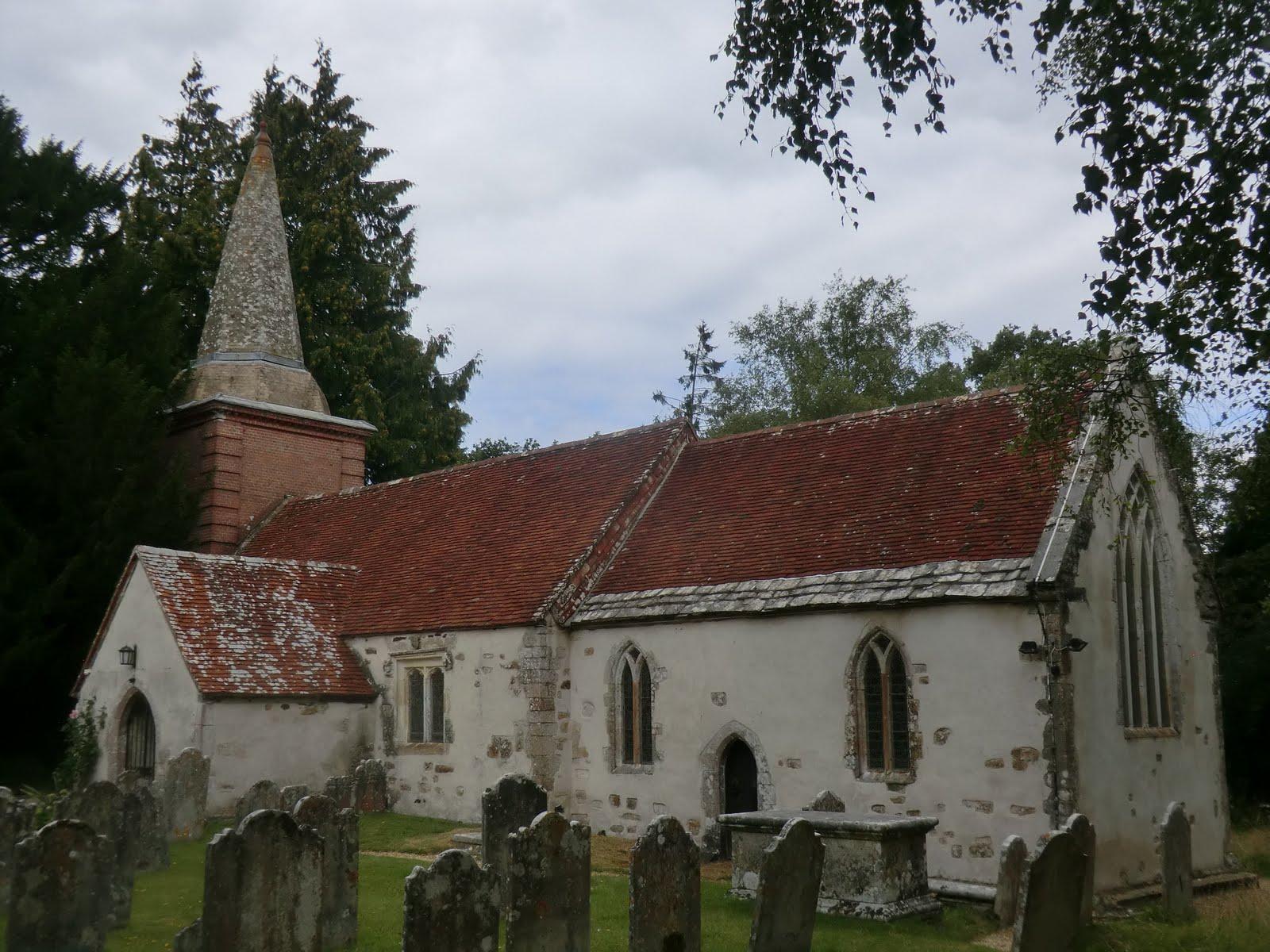 CIMG4262 St Nicholas church, Brockenhurst