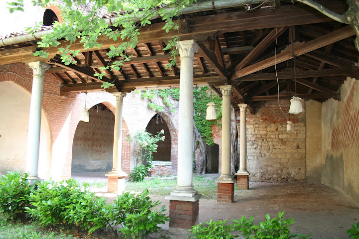 castello - patio 2010