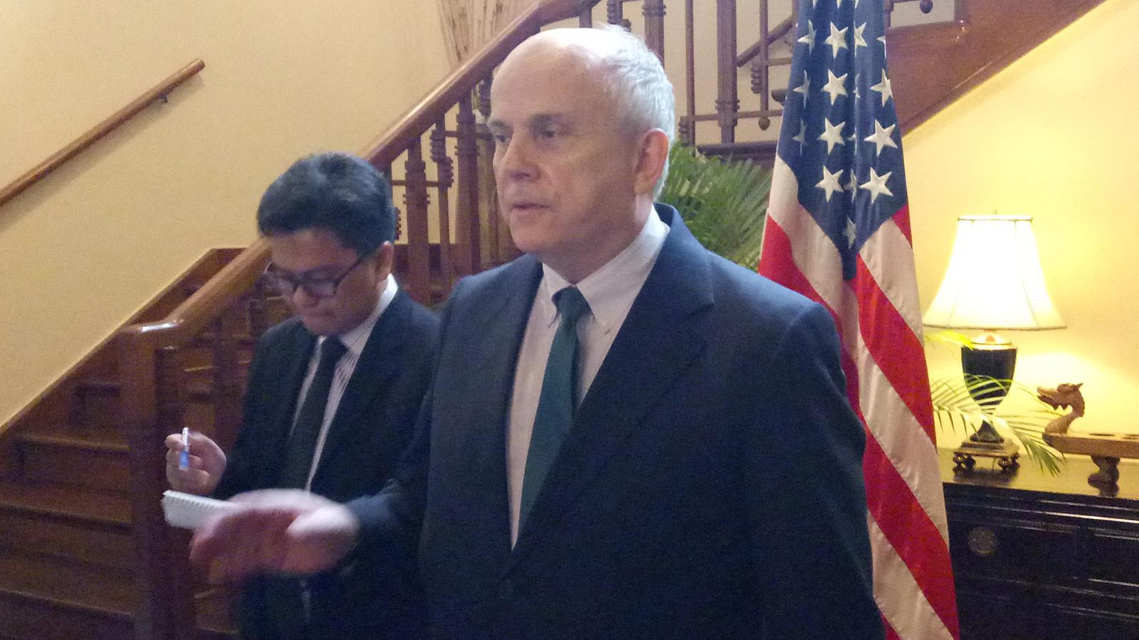 Corona Meluas, Keluarga Kedutaan AS Diminta Segera Keluar dari Indonesia