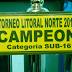 Ferro Carril Campeón del TLN Sub 16