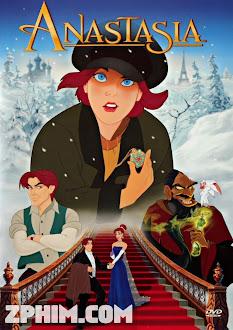 Công Chúa Anastasia - Anastasia (1997) Poster