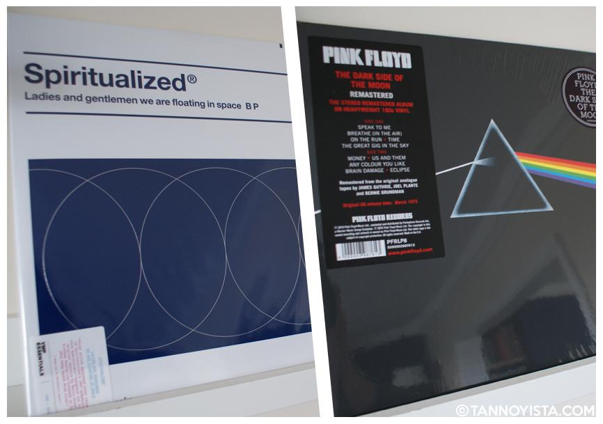 Spiritualized and Pink Floyd vinyl - Tannoyista.com