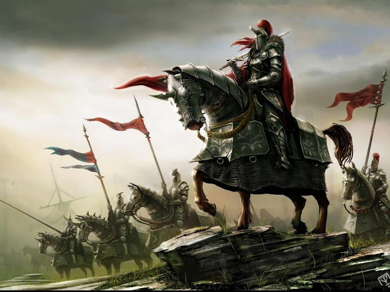 Warrior On The Horse, Warriors