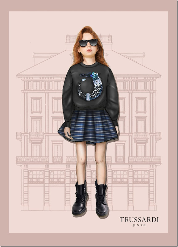 Trussardi e Brave Kid_girl