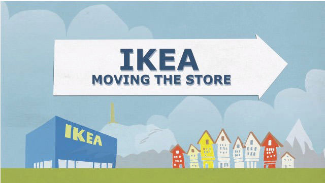 圖-一 IKEA-Moving-the-Store的活動