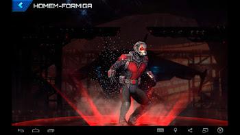 Homem-Formiga - Homem-Formiga da Marvel