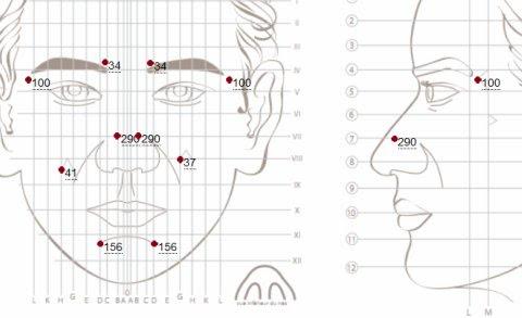 Tai biến – Sơ lược về các Huyệt đạo trên cơ thể người