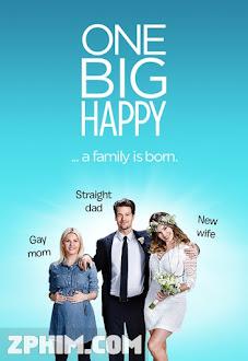 Hạnh Phúc Lớn 1 - One Big Happy Season 1 (2015) Poster