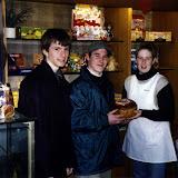 Jeugdband Lebbeke ontvangt de Kramiek 2001