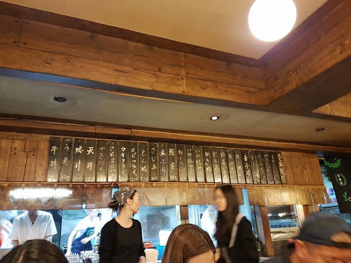 Inside Fei Qian Wu at Zhongshan Taipei
