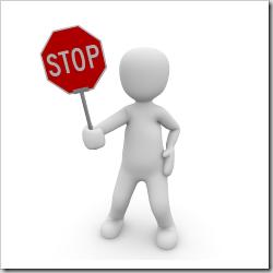 Stop guy