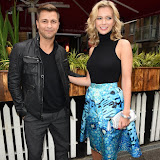 OIC - ENTSIMAGES.COM - Pasha Kovalev and Rachel Riley  at the  Self-Esteem Team - book launch  in London 19th August 2015Photo Mobis Photos/OIC 0203 174 1069