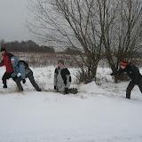 2010-01-10 Wyprawa na Morasko - Iza