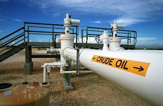 Crude oil deposits have now been discovered in the Bida basin of Niger State