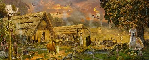 poblado celta sistema economicos como escribir una novela fantasia fantastica