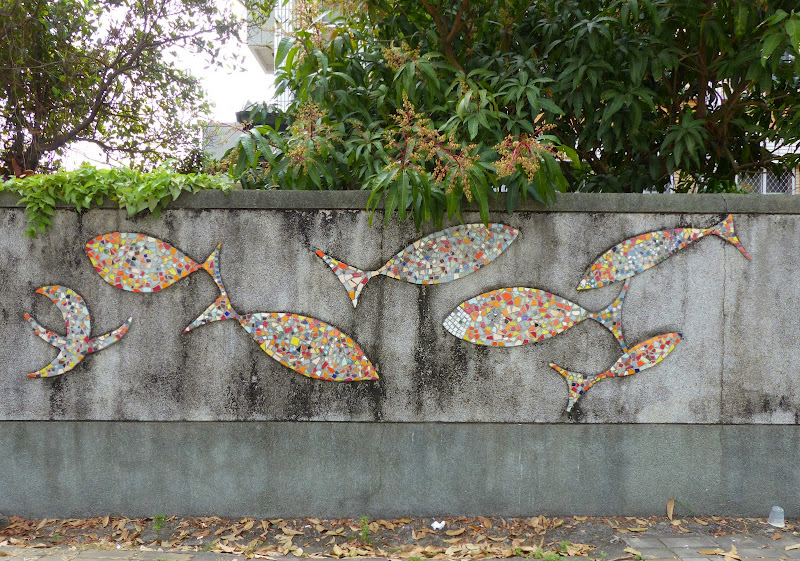 Fang Liao Artist village F 3 ( Pingtung county) et Village cultural a Pingtung city - P1030579.JPG