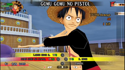 DOWNLOAD!! NEW (MOD) ONE PIECE ROMANCE DAWN PARA CELULARES ANDROID (PPSSPP) 2019