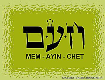 MEM AYIN CHET