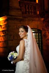 Foto 0715. Marcadores: 05/11/2011, Casamento Priscila e Luis Felipe, Fotos de Vestido, Glorinha Pires Rebelo, Rio de Janeiro, Vestido, Vestido de Noiva