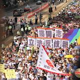 Pro-Democracy March 2014