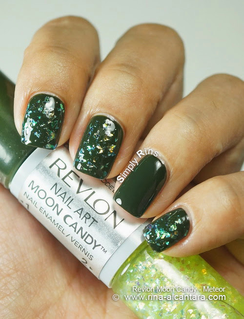 Revlon Moon Candy Nail Art Collection | Simply Rins