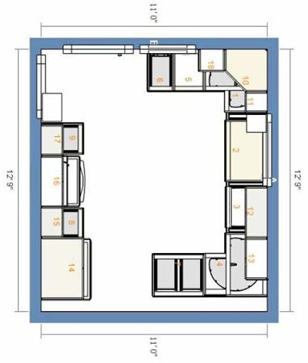 Fancy IKEA Home Planner Printout