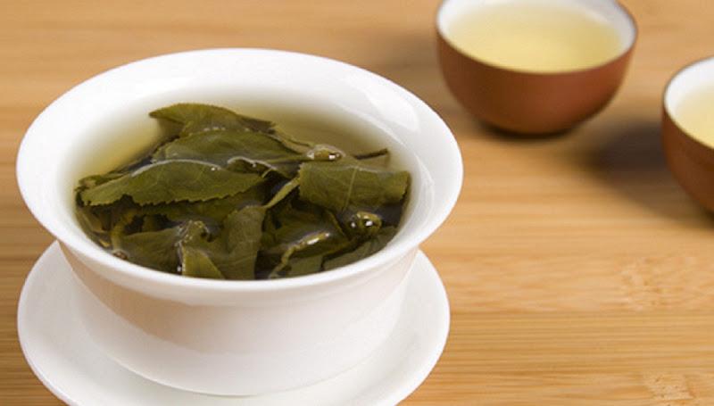 công dụng của trà ô long, trà ô long