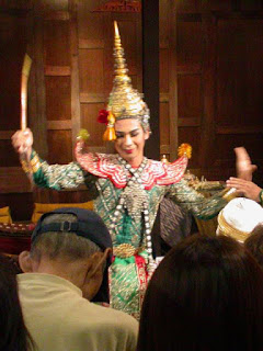タイ館・民族舞踊