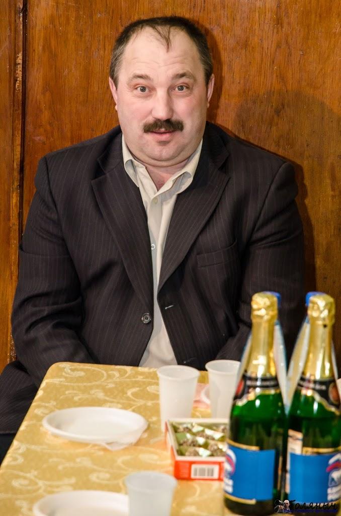 А.И. Аленичев, глава МО Березовское ну очень не желал фотографироваться :)