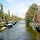 Haarlem, Leidse Trekvaart