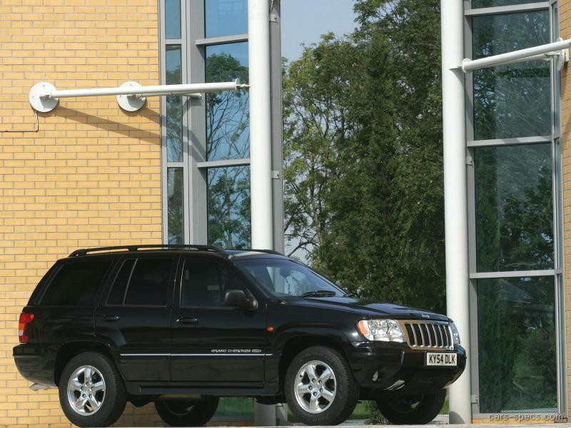 ... 2003 Jeep Grand Cherokee Uk Version 00005 ...