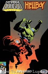 Hellboy Savage Dragon - 01