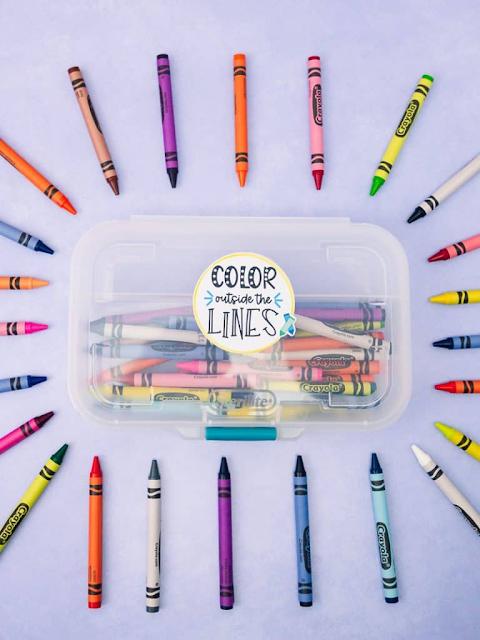 crayon box pencil case