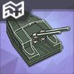 127mm連装砲T3